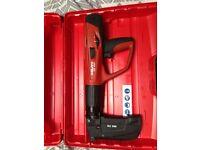 Hilti dx 460 steel nail gun