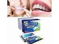 Advanced Teeth Whitening Strips wholesale joblot £1 each