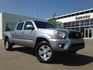 2015 Toyota Tacoma V6 4x4 Double-Cab TRD Sport Heated Seats, Bac