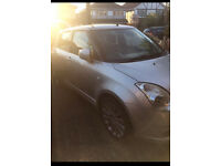 2005 SUZUKI SWIFT 1.3 PETROL WITH LOW PROFILE ALLOYS (Spares or Repairs)