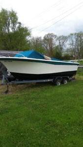 Wilker fishing/fun Boat for Sale or Trade  (Great shape)