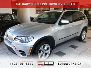 2011 BMW X5 xDrive35d CALGARY'S BEST PRE-OWNED VEHICLES.  You...