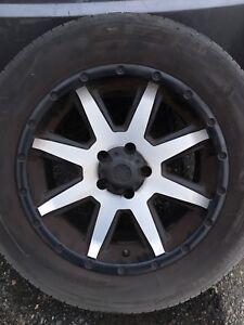 Rims on good tires