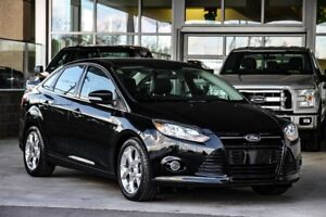 2014 Ford Focus Sedan Titanium Full Load *Automatic* Local One O