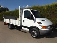 Iveco Daily 65C15 2.8 LWB DROPSIDE - TAIL LIFT - WINCH - 6.5 Ton