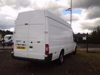 2012 FORD TRANSIT FRIDGE VAN