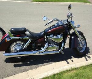 REDUCED - 750cc HONDA SHADOW AERO -