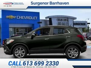 2016 Buick Encore Leather  - Sunroof - Low Mileage