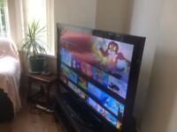 "50"" Samsung HD TV"