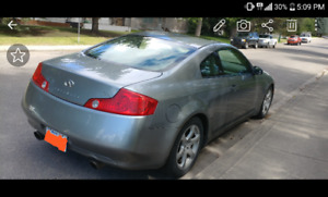 2005 Infiniti G35 Coupe (2 door) fully loaded