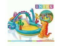 Dinoland index swimming play centre