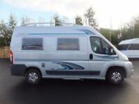 Trigano Tribute 550 campervan motorhome for sale