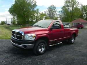2007 Dodge Ram 1500 ST *V8 5.7*Pick-Up*4x4*AC*