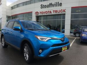 2016 Toyota RAV4 SALE PENDING! Limited Hybrid - Fully Loaded!!