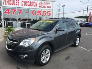2011 Chevrolet Equinox 1LT, 5 Passagers, Traction avant