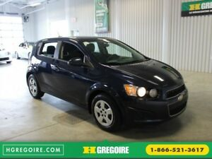 2015 Chevrolet Sonic LS Hatchback Bluetooth