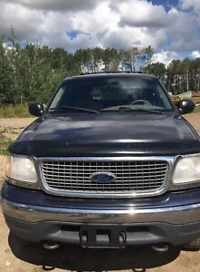 2000 Ford Expedition utility
