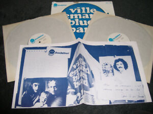 Ville Émard Blues Band - Live à Montréal (1974) 2 disques LP