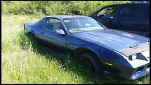83 camaro project for trade or $$$$