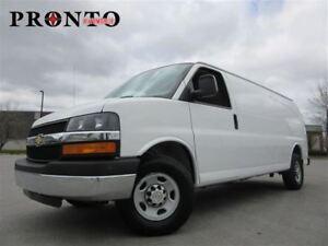 2014 Chevrolet Express 2500 **Allongé - Extended**