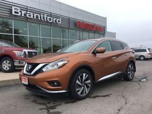 2015 Nissan Murano SL ALL WHEEL DRIVE