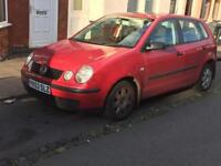 VW Polo 1.2 Twist petrol 2003 (53)