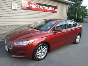 2014 Ford Fusion SE-HEATED SEATS-NAVIGATION-BACK-UP CAMERA!!!