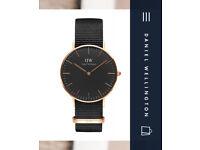 Daniel Wellington Cornwall Watch Boxed