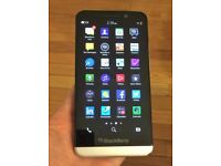 BlackBerry Z30 - 16 GB on vodafone MINT CONDITION