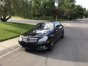2012 Mercedes Benz C Class - Private sale = No GST or Dealer Fee