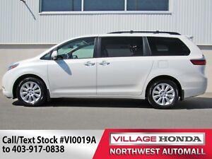 2015 Toyota Sienna XLE AWD | 7-Passenger | No Accidents | Navi |