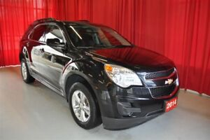 2014 Chevrolet Equinox LT FWD HEATED SEATS-one owner