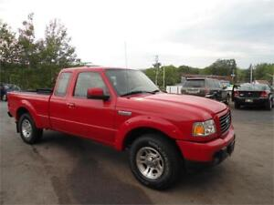 GREAT DEAL ! 2008 Ford Ranger Sport ( ONLY 44000 km !) with a/c