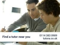 Tamworth Tutors from £15/hr - Maths,English,Science,Biology,Chemistry,Physics,French,Spanish
