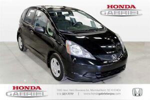 2014 Honda Fit DX-A AT