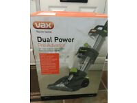VAX DUAL POWER PRO ADVANCE CARPET CLEANER WASHER