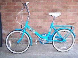 raleigh ladies cycle