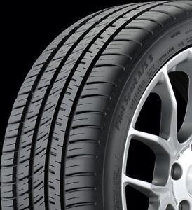 Michelin Pilot Sport A/S 3+ Tire - Financing Available