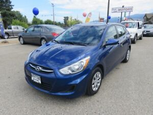 2015 Hyundai Accent GLS-Heated seats