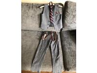 Boys trousers and waistcoat