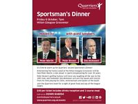 Quarriers Sportsmans Dinner