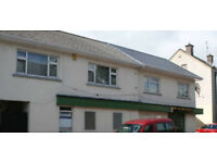 Available to Rent Immediately a First Floor One Bedroom Apartment, Main St Tempo, Enniskillen