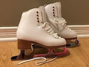Girls GAM skates size 5