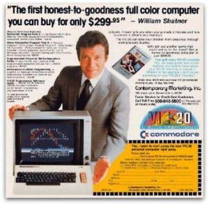 Commodore Vic-20 rechercher