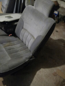Complete seat from 1996 Dodge Ram Regular cab