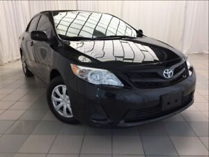 2012 Toyota Corolla LE: Brakes Just Serviced!