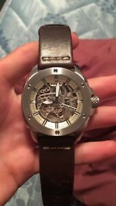 Fossil Skeleton Watch