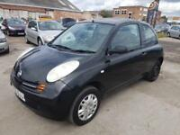 2005 Nissan Micra 1.2 16v S PETROL YEAR MOT DRIVES WELL NO ISSUES