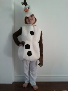 Costume d'Halloween OLAF - Disney