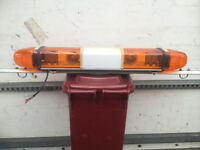RECOVERY BEACON LIGHT WITH SIDE LIGHTS AND INDICATORS